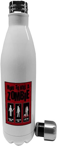 750ml How to Kill A Zombie